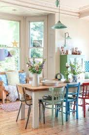 colorful dining chairs colourful dining area a colorful colorful