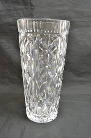 Waterford Crystal Small Vase Waterford Crystal Vases Waterford Designers Gallery Collection
