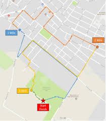 thanksgiving day turkey trot 5k or 1 mile run walk