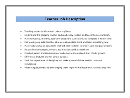 job description example pdf professional resumes sample online
