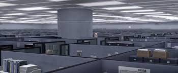 Pixar Cubicles The Incredibles U2013 Ksa Ma Architectural Visualisation