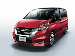 new nissan 2017 nissan serena gets a new look features autonomous drive tech