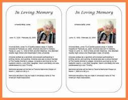 8 sample funeral notice notice letterfuneral notice template