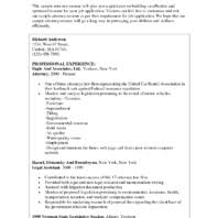 Lawyer Resume Examples by Example Business Consulting Associate And Core Competencies
