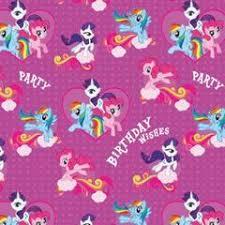 my pony christmas wrapping paper my pony gift wrap my pony poppyseed
