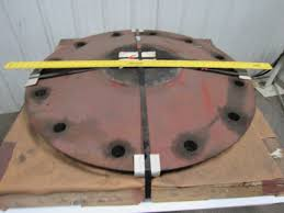 alstom 66 246 a bowl mill coal pulverizer hub cover 41