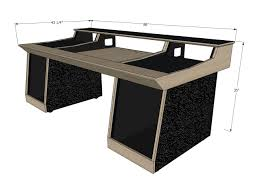 Recording Studio Workstation Desk by Recording Studio Desk Find This Pin And More On Recording Studio