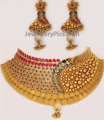 bridal gold set 261 best bridal jewelry images on