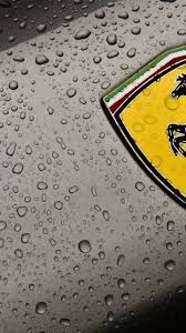 ferrari logo iphone wallpaper ferrari logo black car wallpaper hd galleryautomo