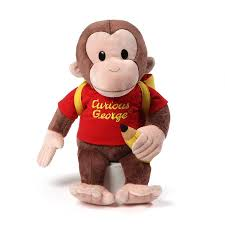 curious george gund