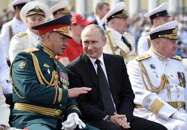 Russia Assad Deliver Blow To by Russia Showcases Global Ambitions With Military Parades One In