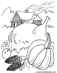 coloring pages alluring thanksgiving harvest coloring pages