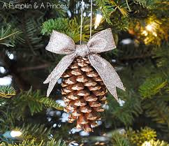 Christmas Decorations Cone Trees by 25 Handmade Christmas Ornaments