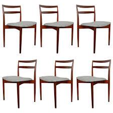 Hansen Patio Furniture by Rosewood Dining Chairs By Rosengren Hansen Set Of 6 At 1stdibs