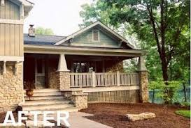 split level style split level craftsman style remodel outside bungalow