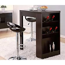 Wine Bar Furniture Modern by Amazon Com Modern Contemporary Wine Bar Furniture For Your Home