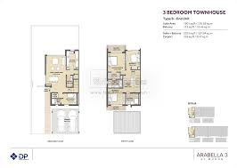 arabella townhouses phase floor plans mudon villas dubailand2