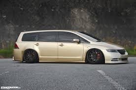 1000hp minivan instead if that hp number is actually accurate now this is a van stance vip style honda odyssey japan vehicles