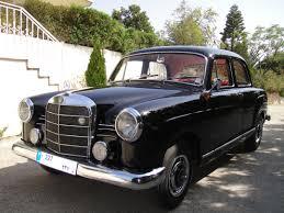 classic mercedes models ramzi saba u0027s 1961 mercedes benz 180b ponton sedan www mbzponton org