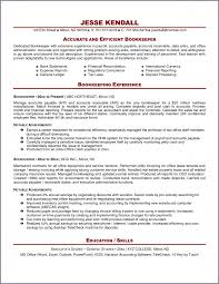 Resume Samples Accounts Payable by Lovely Design Ideas Bookkeeper Resume Sample 4 Bookkeeper Cv