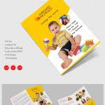 play school brochure templates play school brochure templates 21 kindergarten brochure templates