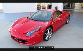 Ferrari 458 Italia - 2010 ferrari 458 italia start up exhaust and in depth tour youtube