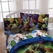 Ninja Turtle Comforter Set Teenage Mutant Ninja Turtles Bedding Sets Full Size Ktactical
