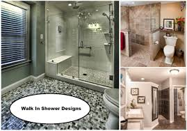 Walk In Shower Designs For Small Bathrooms Bathroom Remodel Ideas With Walk In Tub And Shower Bathroom