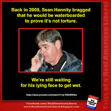 Sean Hannity Meme - make common sense common again has sean hannity been waterboarded