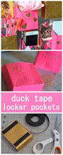 the best back to school diy projects for teens and tweens locker diy back to school projects for teens and tweens do it yourself magnetic duck tape