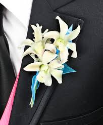 boutonniere prom blue heaven prom boutonniere in islip ny designs by