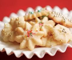 cream cheese spritz cookies finecooking