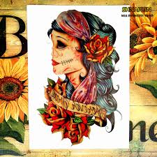 Tattoo Home Decor Compare Prices On Female Tattoo Online Shopping Buy Low Price
