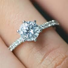 2 carat ring 2 carat diamond rings brillianteers