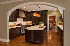 arch kitchen design home ideas