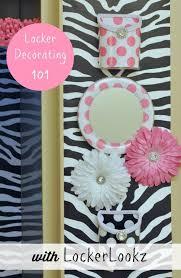 Ideas For Locker Decorations 19 Best Locker Images On Pinterest Cute Locker Ideas Diy Locker