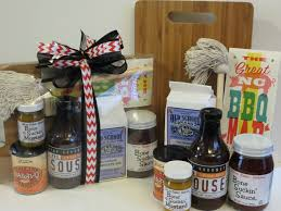 carolina bbq gift set gift baskets by
