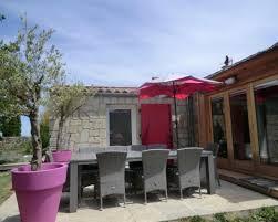 chambre d hote privas chambres d hôtes au de bouilhac avec piscine à pranles proche
