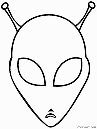 printable alien coloring pages kids cool2bkids