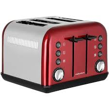 Red Kettle And Toaster Kettles Toasters Small Appliances Ao Com