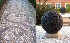 Decorative Rocks For Garden 15 Decorative Garden Landscaping Ideas Houz Buzz