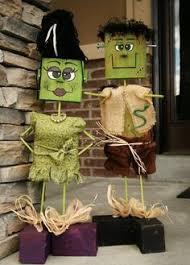 Outdoor Halloween Decoration Crafts by Best 25 Homemade Halloween Decorations Ideas On Pinterest