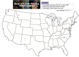 target black friday map 2012 study of kip litton running performances