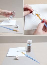 how to make a diy wedding invitation ornament