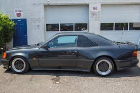 1993 Mercedes Coupe Rare 1990 Mercedes Benz 300ce 3 4 Amg Up For Sale On Ebay