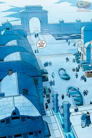 Avatar The Last Airbender Map Avatar North And South Part 1 Review Sci Fi And Fantasy Network