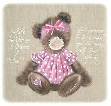toile pour chambre bébé toile pour chambre tableau ours sur toile de pour chambre