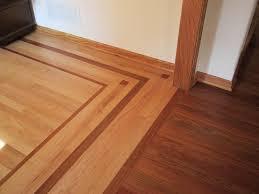amazing of hardwood floor borders ideas hardwood borders