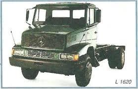 Muito Camión Argentino: Mercedes-Benz L 1620 &WW78