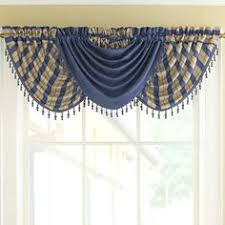 Jc Penney Curtains Valances Studio Grommet Top Semi Sheer Waterfall Valance Jcpenney